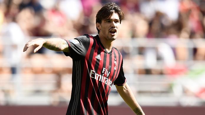 O Atlético está interessado em Romagnoli. Defensor quer ficar em Milão